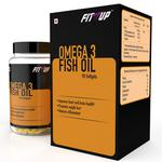 Fitzup Omega 3 Fish Oil Softgel 90's