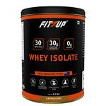 Fitzup Whey Isolate Powder - Cappuccino Flavour 2.2 lb