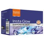 VLCC Insta Glow Diamond Bleach 60 gm
