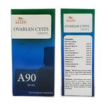 Allen A90 Ovarian Cysts Drops 30 ml