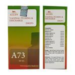 Allen A73 Vaginal Itching & Discharge Drops 30 ml