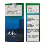 Allen A44 Hyper Acidity & Ulcer Drops 30 ml