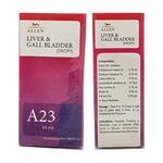 Allen A23 Liver and Gall Bladder Drops 30 ml