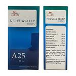 Allen A25 Nerve and Sleep Drops 30 ml