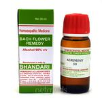 Bhandari Bach Flower Agrimony 30 Liquid 30 ml