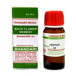 Bhandari Bach Flower Gentian 30 Liquid 30 ml