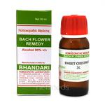 Bhandari Bach Flower Sweet Chestnut 30 Liquid 30 ml