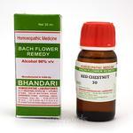 Bhandari Bach Flower Red Chestnut 30 Liquid 30 ml