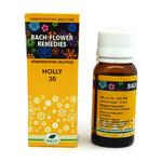 New Life Bach Flower Holly 30 Liquid 30 ml