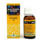 New Life Bach Flower Mustard 30 Liquid 30 ml