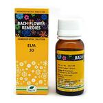 New Life Bach Flower Elm 30 Liquid 30 ml