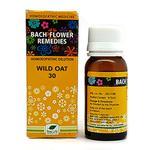 New Life Bach Flower Wild Oat 30 Liquid 30 ml
