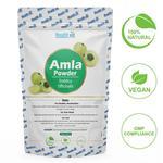 Healthvit Natural Amla Powder (Emblica Officinal's) 100 GM