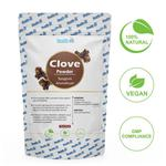 HealthVit Natural Clove (Syzygium Aromaticum) Powder 100 gm