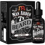 Man Arden 7X Beard Oil - Tea Tree 30 ml