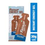 Fast&Up Energy Gel - Chocolate Flavour (5 x 30 gm)