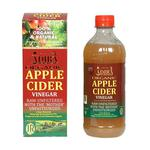Zoe Apple Cider Vinegar Unfiltered Unpasteurized with Mother From Original Apple Juice 500 ml