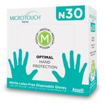 Ansell Micro Touch Disposable Gloves N-30 (M)