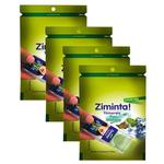 Ziminta Sugar Free Mouth Freshener Strip - Pan Masala Flavour (Pack of 4 x 30's)