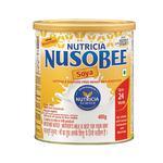 Dexolac Nusobee Soya (Upto 24months) 400 gm - Tin