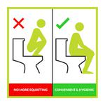 Peebuddy Waterproof Toilet Seat Cover 5's