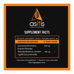 AS-IT-IS Nutrition Curcumin (Turmeric Extract) Powder 250 gm