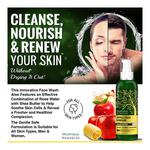 Morpheme Remedies Apple Cider Vinegar Face Wash 120 ml