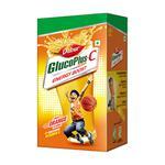 Dabur GlucoPlus-C Energy Boost - Orange 1 kg (With Sipper Free)