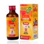 Emcof Junior Cough Syrup 100 ml