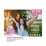 Eqsta Hand Sanitizer - Rose with Aleovera 50 ml