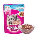 Whiskas Kitten Gravy Tuna 85gm