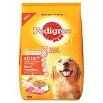 Pedigree 5 Signs Adult Meat and Veg 20kg