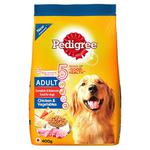 Pedigree Chicken and Veg Meal 400gm
