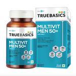 TrueBasics Multivit Men 50+ Tablets 90's