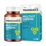 TrueBasics Multivit Greens Tablet 90's