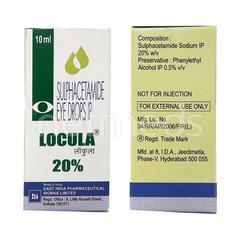 Locula 20% Eye Drops 10ml