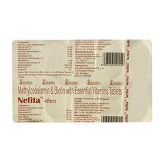 Nefita Tablet 10'S