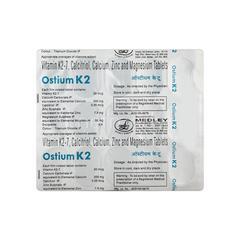 Ostium K2 Tablet 15'S