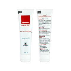 Papulex Soap Free Cleansing Gel 100ml