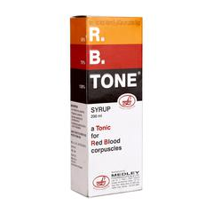 R B Tone Syrup 200ml