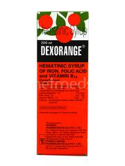 Dexorange Syrup 200ml