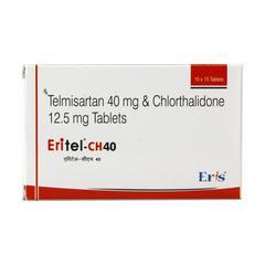 Eritel CH 40mg Tablet 15'S