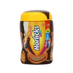 Junior Horlicks 1,2,3 (Stage 1) Powder - Chocolate Flavour 500 gm (Pet Jar)