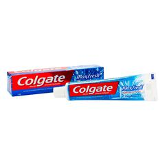 Colgate Max Fresh with Cooling Crystals Blue Gel Toothpaste - Peppermint Ice 80 gm