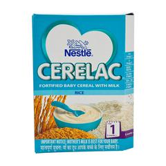 Nestle Cerelac Stage 1 (6 Months+) Powder 300 gm - Rice (Refill Pack)
