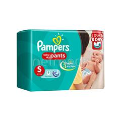 Pampers Baby Dry Pants (S) 9's