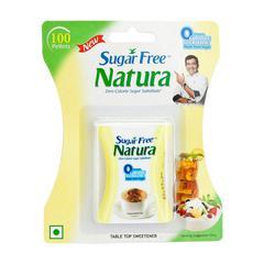 Sugar Free Natura Pellet 100's