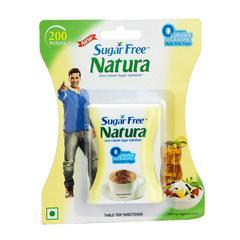 Sugar Free Natura Pellet 200's