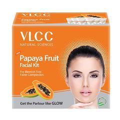 VLCC Papaya Fruit Facial Kit - Small