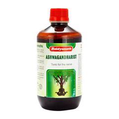 Baidyanath Ashwagandharishta Tonic 450 ml